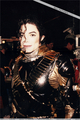 Backstage During History Tour - michael-jackson photo