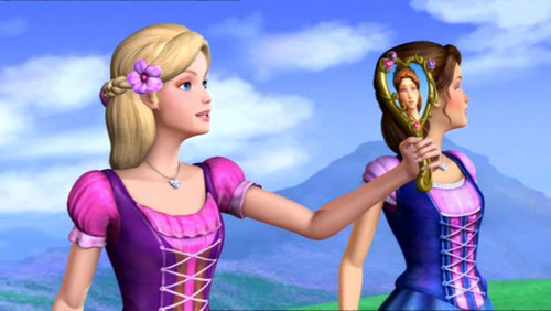 barbie and the Diamond castillo