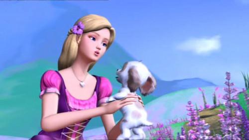 barbie and the Diamond castelo
