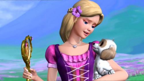 芭比娃娃 and the Diamond 城堡