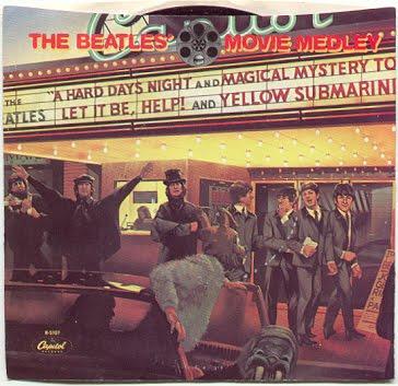 Beatles फिल्में