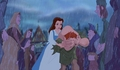 Belle and Quasimodo - disney-crossover photo