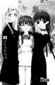 Arisa, Saki and Tohru  - fruits-basket photo