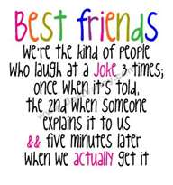 Best Friend Frases 3 Get To Know Each Other Foto