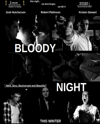 Bloody Night poster