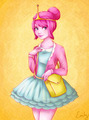 Bonnie - princess-bubblegum fan art