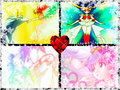 Butterfly Angel  - sailor-moon fan art