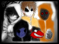 CP hotties - creepypasta fan art