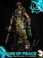 Calvin's Custom 1:6 Gears of War inspired figures  - gears-of-war fan art