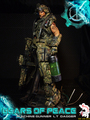 Calvin's Custom 1:6 Gears of War inspired figures