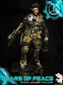 Calvin's Custom 1:6 Gears of War inspired figures
