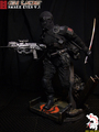 Calvin's Custom One Sixth Snake Eyes  version 1 - gi-joe photo