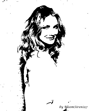 Cameron Diaz Drawing