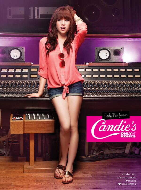 Candie's  Fall Campaign