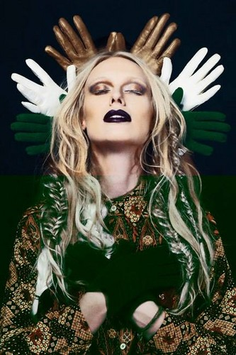 CariDee for Dark Beauty Magazine