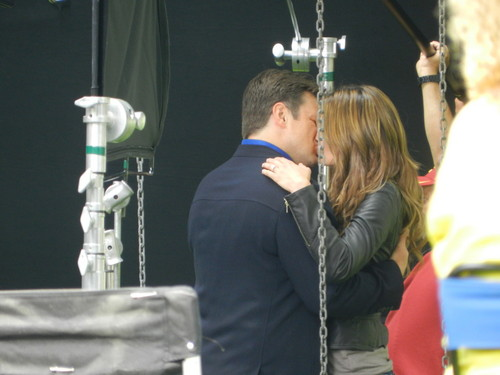 Castle - Season 6 - First Set Photos - 10th July 2013 **MAJOR SPOILERS**  - castle Photo