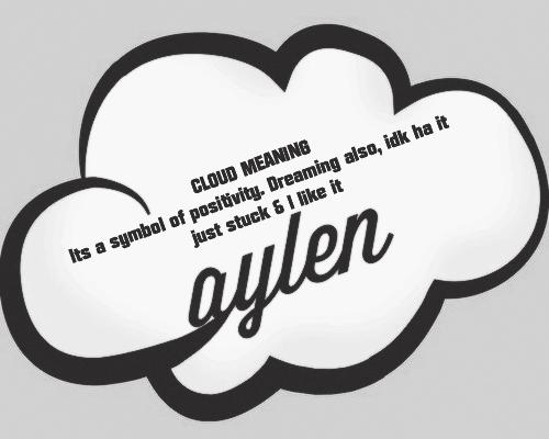 Caylen Clouds!