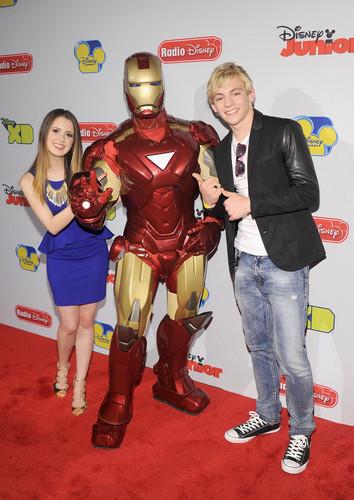 Celebs at Disney Channel Kids Upfront Event