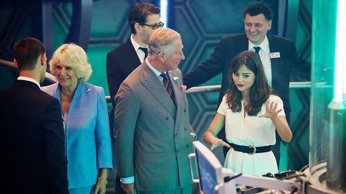 Charles and Camilla Drop By! ❤