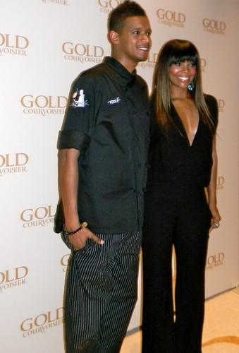 Chef Roblé & Gabrielle Union