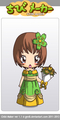 Chibi Deadlox (in a wedding dress) - deadlox photo