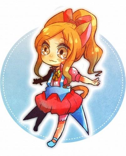 চিবি Orihime