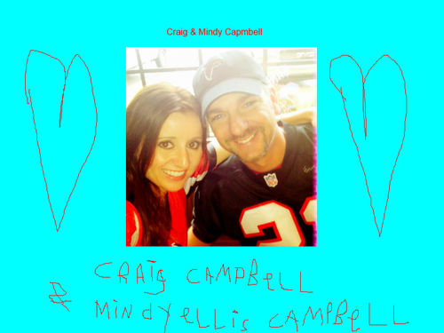 Craig and Mindy Campbell