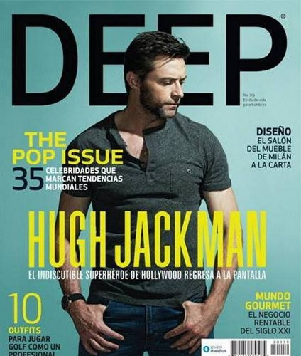 DEEP Magazine (Mexico) - July 2013