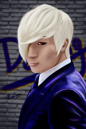 big bang fondo de pantalla possibly with a business suit entitled Dae~sung♥(D-Lite)