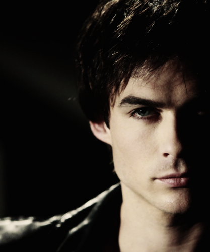 Damon Salvatore wallpaper possibly containing a concert and a portrait entitled Damon Salvatore