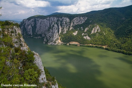 Danube canyon Romania eastern युरोप pictures