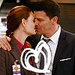 Demily as Booth and Bones