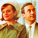 Don & Peggy - tv-couples icon