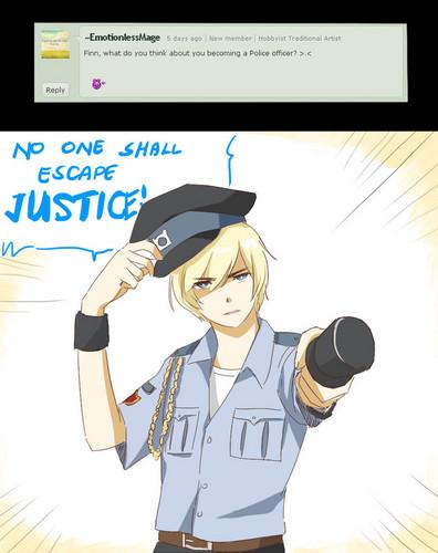 Don't CKFU the Police