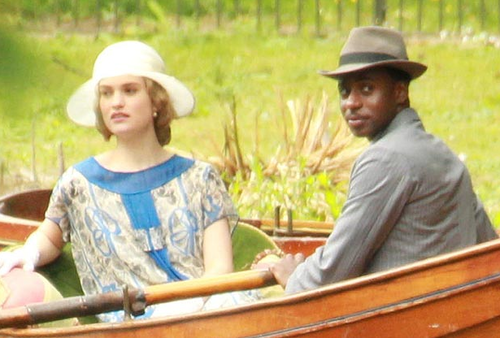 Downton Abbey Filming Season 4