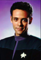 Dr. Bashir-Mysterious Smile - star-trek-deep-space-nine photo