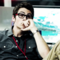 Dylan in Glasses <3