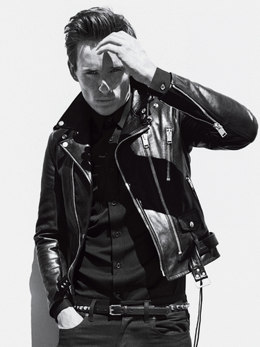 Eddie Redmayne for GQ Magazine