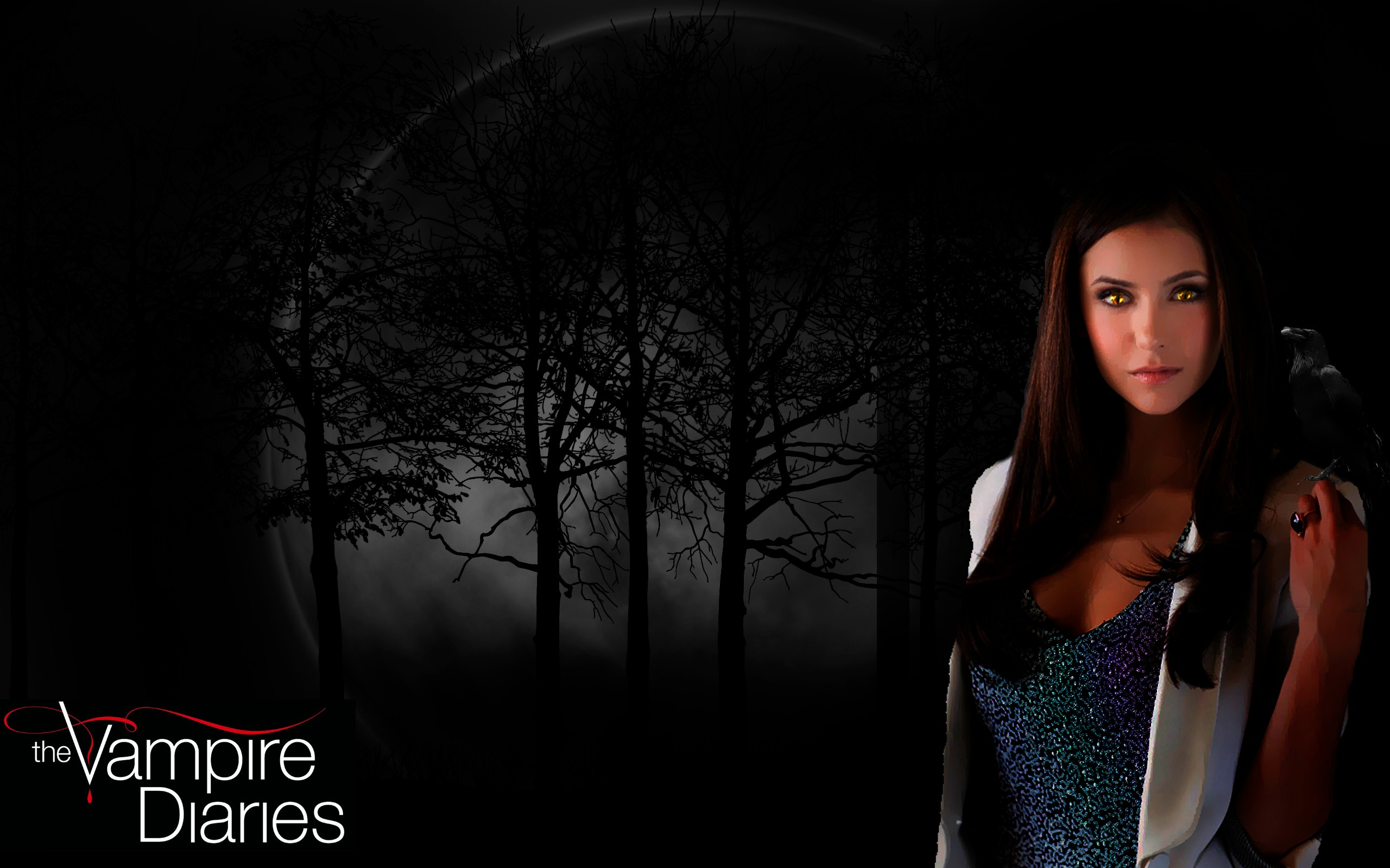 Elena Gilbert - The Vampire Diaries Wallpaper (34995009) - Fanpop