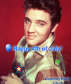 Elvis Fourth of July - elvis-presley fan art