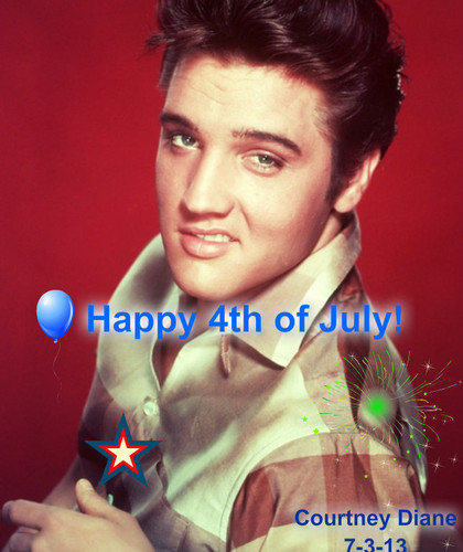 Elvis Fourth of July