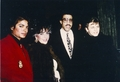 Enjoying A Night On The Town With Friends - michael-jackson photo