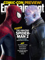 Entertainment Weekly Cover: The Amazing Spider-Man 2 - spider-man photo