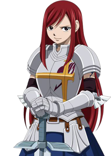 Erza Scarlet <3