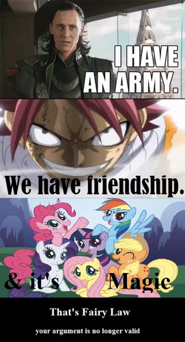 Fairy Tail Meme