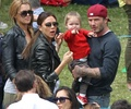 Family Beckham - david-beckham photo