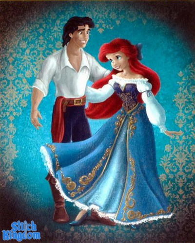 First Look: disney Fairytale Couples Designer Collection por disney Store