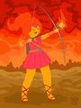 Flame Princess - flame-princess fan art
