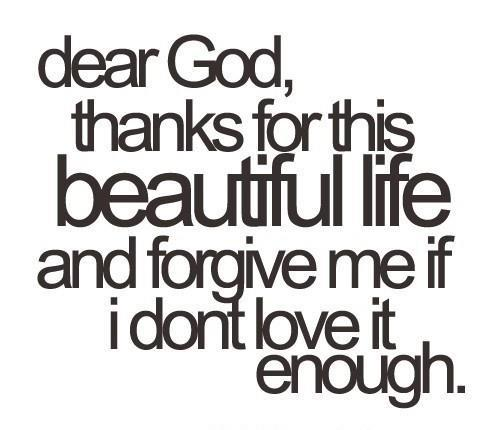 Forgive Me God