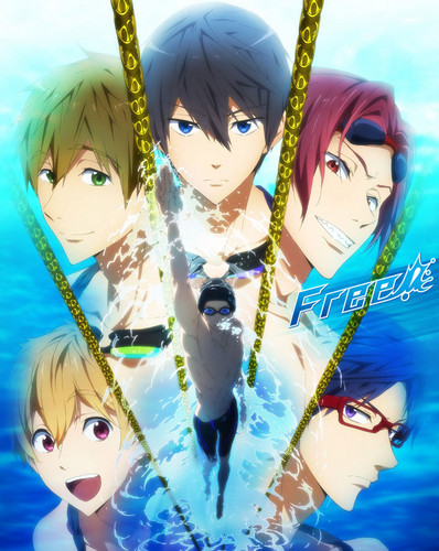 Free! cover art